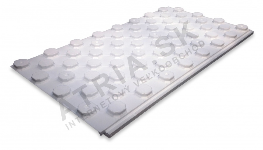 Izolačná doska pre podlahové vykurovanie UHP300